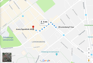 Aveny Ogonklinik